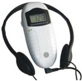 Buy cheap Fetal Doppler HE-510S, Maximum Audio Output Intensity ≤ 1W, Humidity ≤ 80% product
