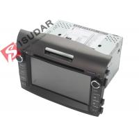 Audio / Subwoofer Output Android Car DVD Player For Honda Crv Gps Navigation