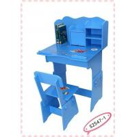 Buy cheap Kid WChildren cheap adjustable child reading table and chair for learning from wholesalers