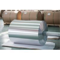 Hydrophilic Household Aluminum Foil Thickness , Hi - Tensile Strength Aluminium Foil Material