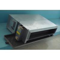 Buy cheap Water chilled ceiling concealed duct type fan coil unit-600CFM 4tubes from wholesalers