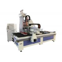 Buy cheap Multi Spindles Computerized Desktop CNC Router Machine With Pneumatic Auto Tool Changer from wholesalers