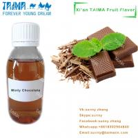 Buy cheap Xi'an Taima most popular PG/VG based high quality concentrate Minty Chocolate flavours for E-liquid product