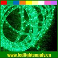 Buy cheap China factory direct price 110V 2 wire 10mm car led rope waterproof IP65 outdoor lighting from wholesalers
