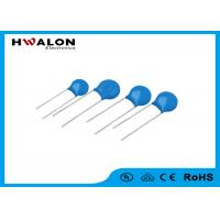 Buy cheap Blue Leaded Type Varistor Metal Oxide 3MOVs With Epoxy Resin For Motor Protect from wholesalers