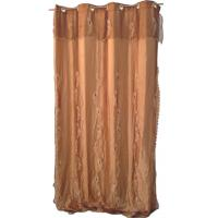 Buy cheap fashion valance organza embroidery curtain, organza curtain product