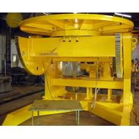 Buy cheap Fixed Welding Positioner Working Table Revolved by VFD Change Speed from wholesalers