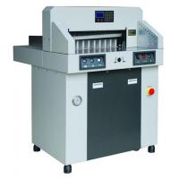 Buy cheap THC series Hydraulic Numerical-control paper guillotine from wholesalers