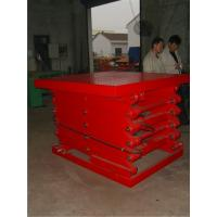 Buy cheap Safe and reliable Electric stationary scissor lifts 300Kg - 5000Kg high load capacity from wholesalers