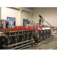 Buy cheap Professional Plastic Sheet Making Machine For PVC Foam Skirting Board from wholesalers