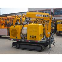 Buy cheap 4.6/2.15T Concrete Spray Equipment KS80 KP25 4 Telescopic Boom For Small Section Tunnel from wholesalers