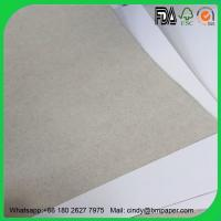 Buy cheap Wholesale 230gsm 250gsm 300gsm 350gsm 787*1092mm coated duplex board with kraft back product