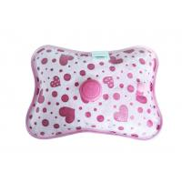 Buy cheap new generation portable rechargeable electric hot water bottle heating pad hand warmer from wholesalers