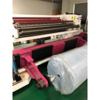 Buy cheap Melt Blown Fabric Slitting Machine For Mask Non Woven Cloth High Efficiency from wholesalers
