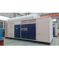 Buy cheap Energy Saving Air Cooled CNG Station Compressor With 3M3 Gas Bottle from wholesalers