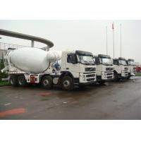 Buy cheap 10 Cbm Truck Mounted Concrete Mixer With VOLVO FM400 Truck Chassis from wholesalers