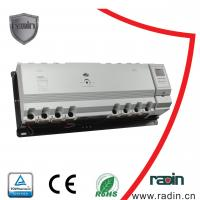 Buy cheap Back Up 4 Circuit Generator Transfer Switch 100A To 1250A For Emergency Power Supply from wholesalers