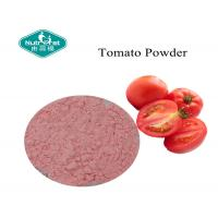 Buy cheap 100T Pure Natural Red Tomato Powder of Fruit & Vegetable Powder from wholesalers