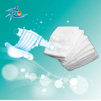 Buy cheap Disposable Adult Diaper in Folded Style product