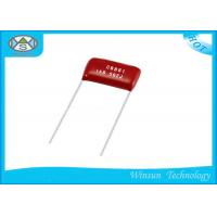 Buy cheap Non - Inductive Winding Metallized Polyester Film Capacitor 104J 2000V Capacitor from wholesalers