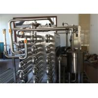 Buy cheap Turn Key Fresh Milk Yogurt Processing Line For Bottled Package from wholesalers