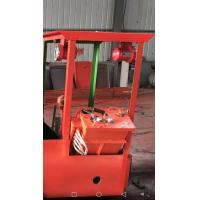 Buy cheap 2.5 Ton Underground Mining Locomotives  Mechanical Brake Battery Powered Frequency Control from wholesalers