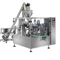Buy cheap Custard Powder Automatic Packing Machine , Vertical Granule Filling Machine For Pouch from wholesalers