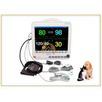 Buy cheap Dog / Cat Vet Patient Monitor 1024X 768 High Resolution 15 Inch TFT Color Screen product