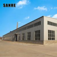 Buy cheap china cheap prefabricated metal portal frame buildings steel structure from wholesalers