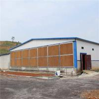 Buy cheap Thick Evaporative Cooling Pad , Automatic Environment Control Poultry Shed from wholesalers