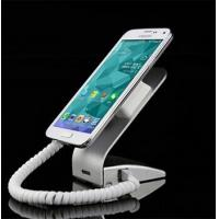 China New design good quality Smart phone retail stand with charging cord on sale