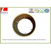Buy cheap High Precision Customized Brass Machined Parts , CNC Machining Services from wholesalers