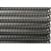 Buy cheap Chain Drive Stainless Steel Wire Belt Oxidation Proof Customizable Size from wholesalers