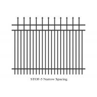 Buy cheap Diplomat Tubular metal fence panels 1800mm x 2400mm Coated Powder INTERPON available any color from wholesalers