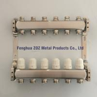 Buy cheap Stainless steel Manifold for Radiant Heating and Water Separators from wholesalers