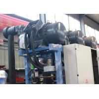Buy cheap Industrial Screw Water Cooled Condensing Unit  R404a / R22 Refrigerant from wholesalers