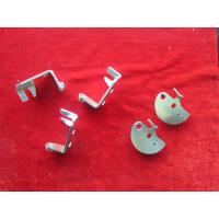 Buy cheap Sheet Metal Auto Stamping Parts With Iron / Zinc Plated Surface Finish from wholesalers