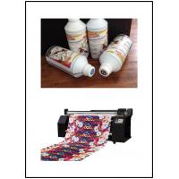 Buy cheap Sublimation Polyester Fabric Printing Machine Fabric Plotter Epson DX7*2 from wholesalers