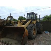 Buy cheap Used Caterpillar 966E Wheel Loader/cat 966e loader from wholesalers
