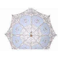 Buy cheap Bamboo Handle Umbrella lace Western-style palace ladies banquet product