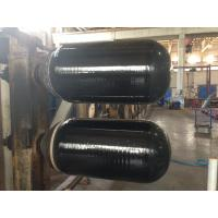 Buy cheap 250 Bar Type 2 Compressed Natural Gas Cylinders with Carbon Fiber Wrapped EN12257 from wholesalers