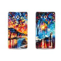 Buy cheap Plastic Huawei Mate Protective Case Custom Printing Phone Back Cover from wholesalers