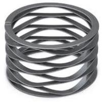 Buy cheap SUS304 SUS316 SUS631 Bearing Wave Spring / Stainless Steel Wave Spring from wholesalers