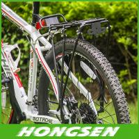 Buy cheap durable Bicycle Luggage Carrier / Bike Rear Rack / Bicycle Rear Carrier from wholesalers