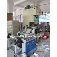 Buy cheap Semi auto aluminum foil container machine from wholesalers