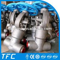 Buy cheap API 602 forged steel alloy steel gate valve from wholesalers