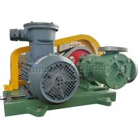 Buy cheap NCB Fuel Oil Centrifugal Transfer Pump Belt Drive Low Power Consumption from wholesalers