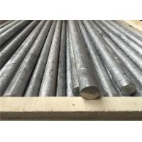 Buy cheap Alloy Standard Aluminum Extrusions Round Rod Bar En Aw 6082 AlSiMgMn from wholesalers
