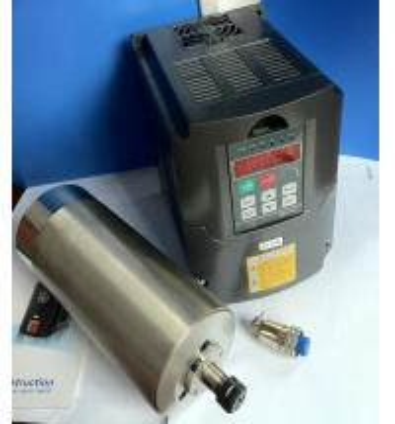 Cnc Router Parts 220 V Cnc Spindle Inverter 7 5 Kw