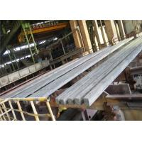 Buy cheap AISI ASTM Alloyed Mild Steel Billets Bars Grade SS400 Continuous Casting from wholesalers